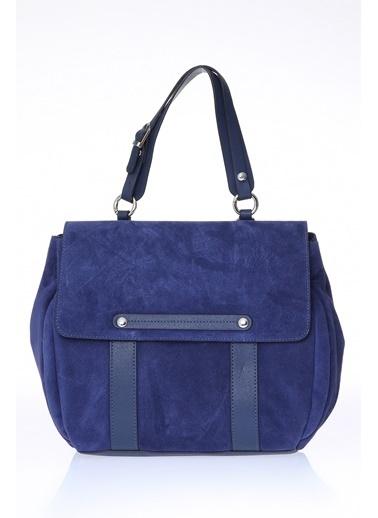 Exclusive Messenger / Askılı Çanta Mavi